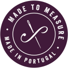 Måttsydda skjortor - Made in Portugal