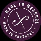Måttsydda skjortor - Made in Portugal